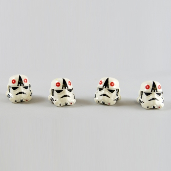 White-Trooper (4er Set)